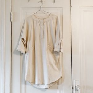 Urban Outfitters Off White Dress